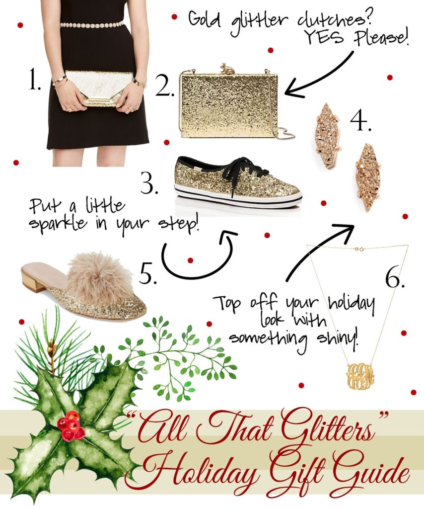 All That Glitters – Holiday Gift Guide