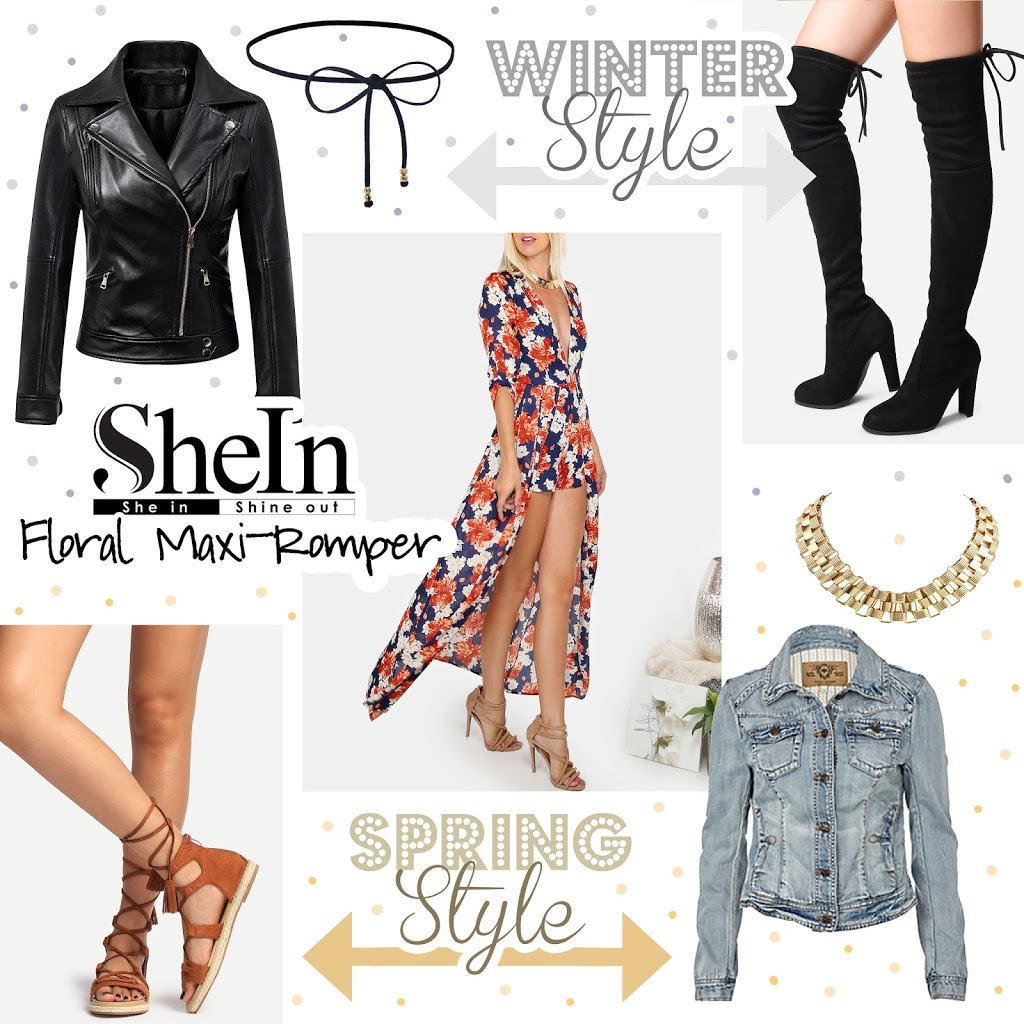 Winter to Spring Transition with SheIn