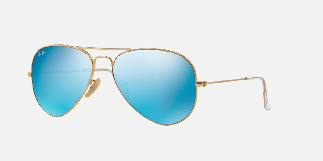 Ray-Ban Blue Aviators from South Moon Under