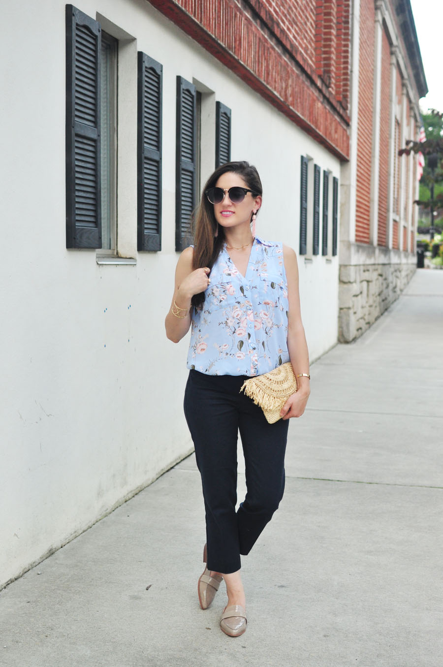 Office Style - by Fashion and Style Blogger Erica Valentin