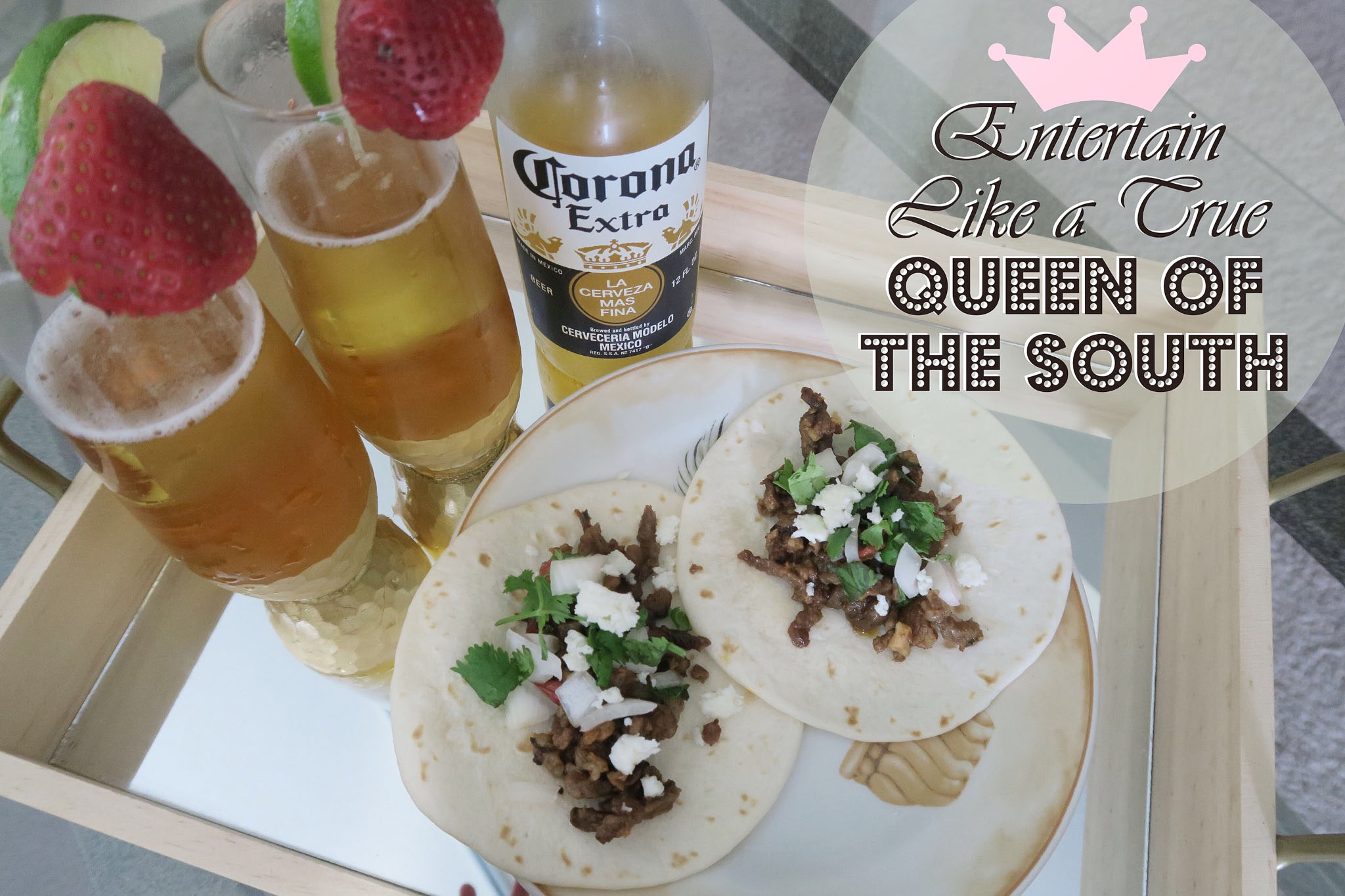 Queen of the South Watch Party - hosted by Style Blogger Erica Valentin